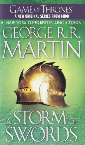 A Storm of Swords - Book #3 of the A Song of Ice and Fire