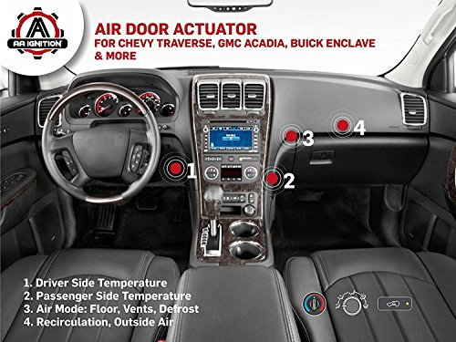 Maxresdefault likewise  also Mode Blend Door Actuator Location in addition S B Kpl further Full. on 2011 buick enclave blend door actuator