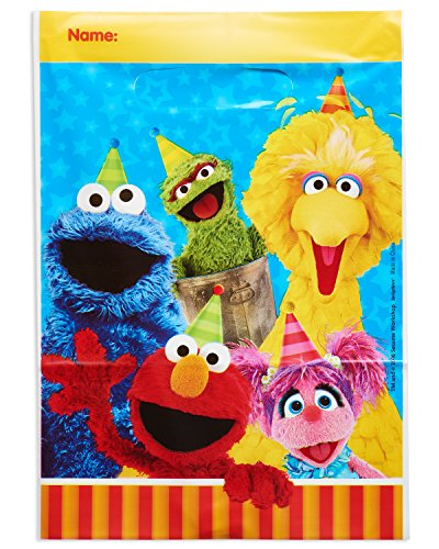 American Greetings Sesame Street Treat Bags (8 Piece)]()