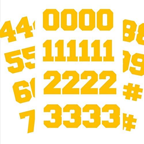 Baseball Hockey Helmet - Sports Helmet Numbers 1.5