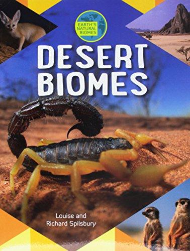 Desert Biomes (Earth