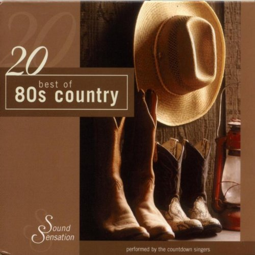 20 Best of 80's Country (Best Country Singers Of The 80s)