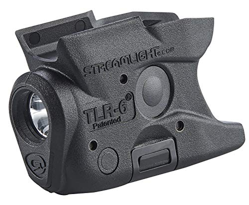 Streamlight 69283 TLR-6 (Smith & Wesson M&P Shield - without Laser - 100 Lumens