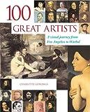 100 Great Artists, Charlotte Gerlings, 0517227231