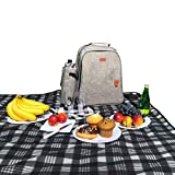 Picnic Backpack – 4-Person Picnic Set