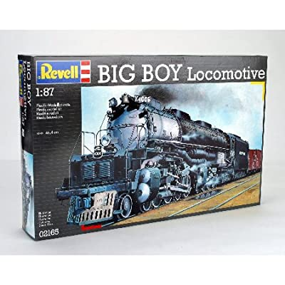 Revell Big Boy Locomotive: Toys & Games