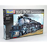Revell Revell-02165 Maqueta Big Boy Locomotive, Kit Modello