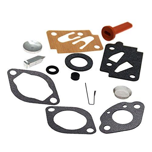 - YIKOU Carburetor Carb Repair Rebuild Kit for Eska Sears Ted Williams Tecumseh Outboard Motor 1961-1987 Carb