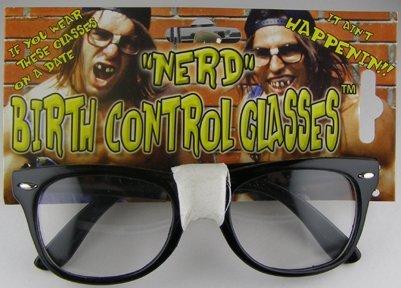 Nerd Glasses ()