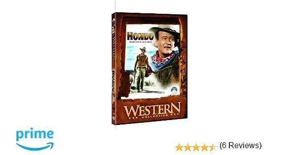 Hondo (Edición especial) [DVD]: Amazon.es: John Wayne, Geraldine ...