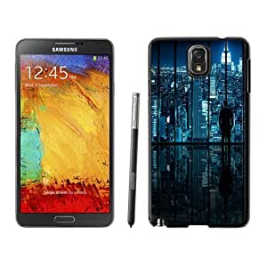 NEW Custom Diyed Diy For SamSung Galaxy S5 Mini Case Cover Phone With New York Glass Window View_Black Phone