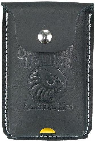 Construction Calculator Case - Occidental Leather B5068 Construction Calculator Case Black