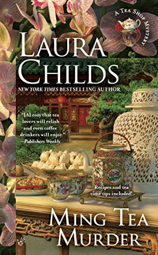 Ming Tea Murder (Tea Shop Mysteries Book 16)