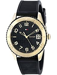Tommy Hilfiger Womens 1781120 Sport Gold-Tone Stainless Steel Watch