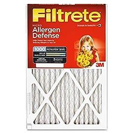 Filtrete Allergen Defense Air Filter - 1