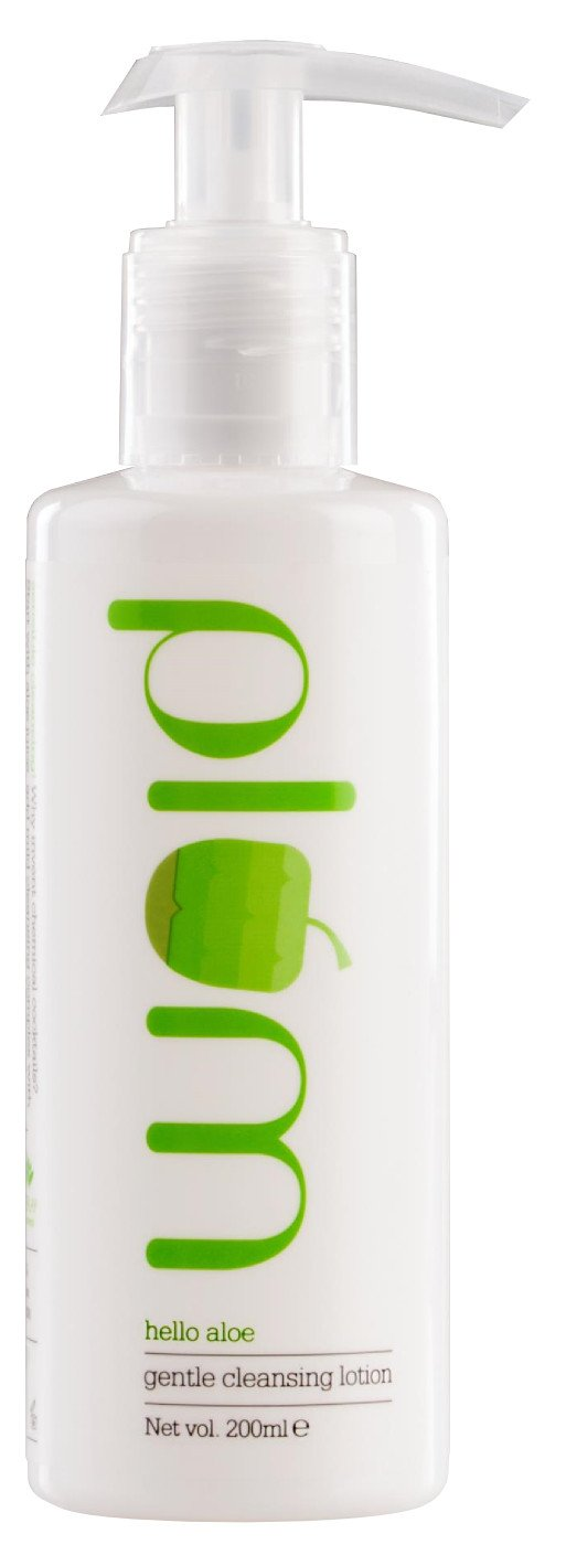 Plum Hello Aloe Gentle Cleansing Lotion, 200ml