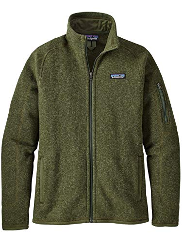 W's Mujer Nomad Better Sweater Patagonia Green Jkt Chaqueta Zw7UqCdn