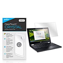 Acer Chromebook R11 Screen Protector, BoxWave® [ClearTouch Crystal] HD Crystal Film Skin to Shield Against Scratches for Acer Chromebook R11