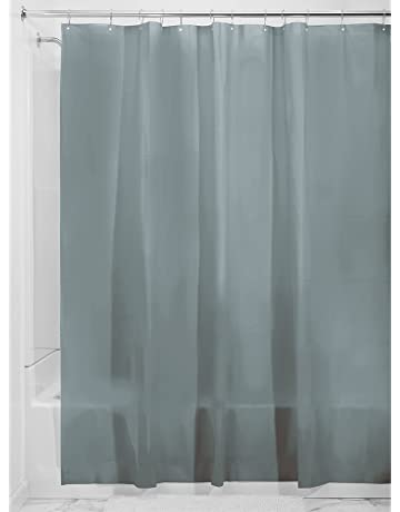 InterDesign 30 Liner Curtain For Shower Made Of Mould Free PEVA