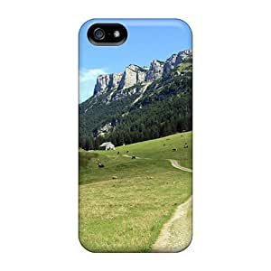 New Arrival Nice Diy For Iphone 6 Case Cover High Grazing Meadows
