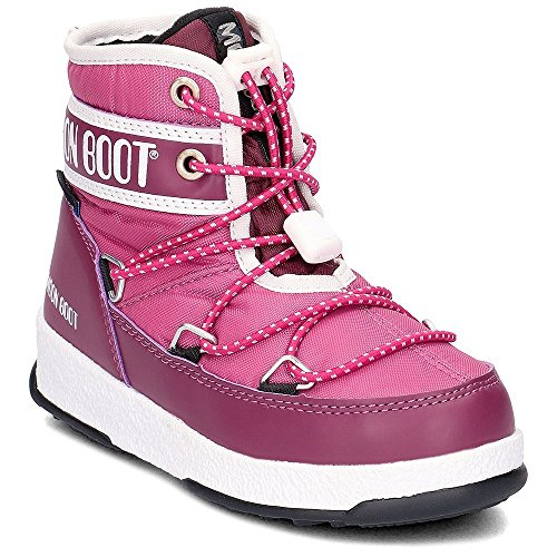 Moon Boot We Junior Mid - 34051200003 - Color Pink - Size: 27.0 EUR by Moon Boot