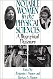 Notable Women in the Physical Sciences, Benjamin F. Shearer and Barbara S. Shearer, 0313293031