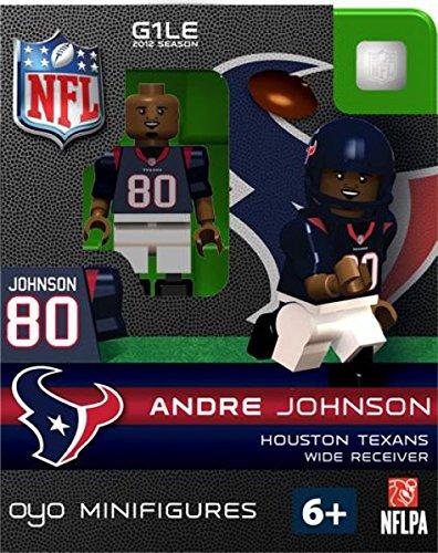 NFL Houston Texans andre Johnson Figurine