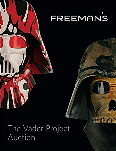 The Vader Project Auction Catalog: 100 Helmets/100 Artists