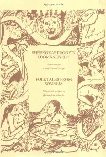 9171063773 - Ahmed Artan Hanghe: Folktales from Somalia - Bok