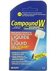 Compound W Liquid Remover
