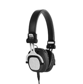 Hzhy El Nuevo Auricular Inteligente 4.0 Auriculares inalámbricos Plegables de la reducción de la música Auriculares Bluetooth retractables multifuncionales: ...