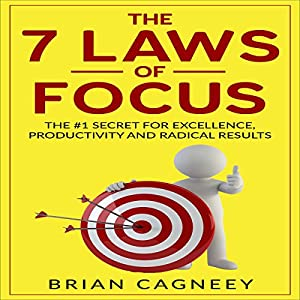 The 7 Laws of Focus Audiobook