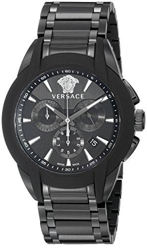 Versace-Mens-VQN070015-Character-Analog-Display-Quartz-Black-Watch