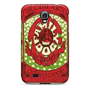 Shockproof Cell-phone Hard Covers For Samsung Galaxy S4 (GOw17348yvYe) Provide Private Custom Attractive Grateful Dead Pictures