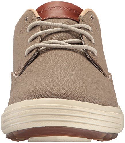Skechers Men's Porter Zevelo Oxford Khaki get authentic for sale how much buy cheap from china Y7hrBb