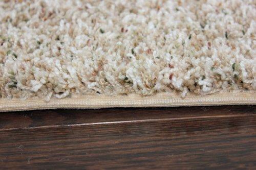 Cheap Indoor Area Rug – 4′ round Crown Jewel – plush textured area rug