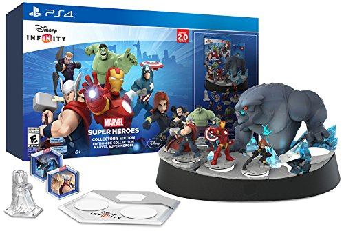 Disney INFINITY: Marvel Super Heroes (2.0 Edition) Collector's Edition - PlayStation 4 ()