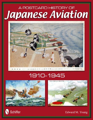 A Postcard History of Japanese Aviation: (1910 Postcard)