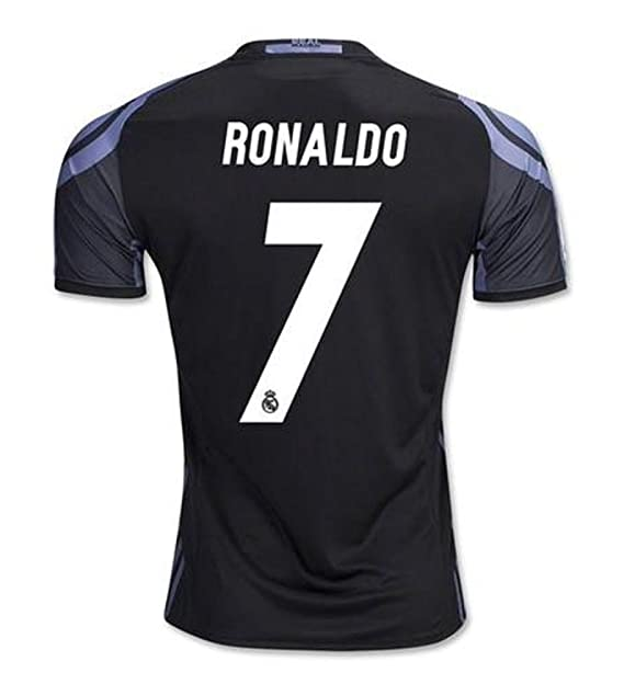 1eb8d95c5  7 Ronaldo Real Madrid Home Kid Soccer Jersey   Matching Shorts Set   Amazon.ca  Clothing   Accessories