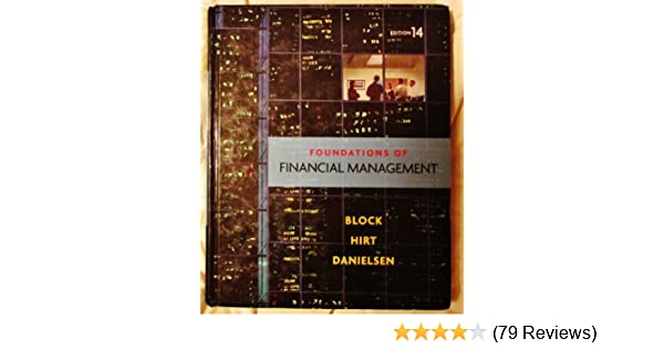 Amazon foundations of financial management 9780073530727 amazon foundations of financial management 9780073530727 stanley block books fandeluxe Gallery
