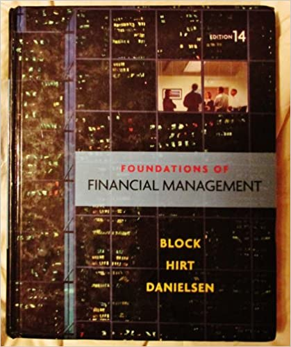 Amazon foundations of financial management 9780073530727 foundations of financial management 14th edition fandeluxe Gallery