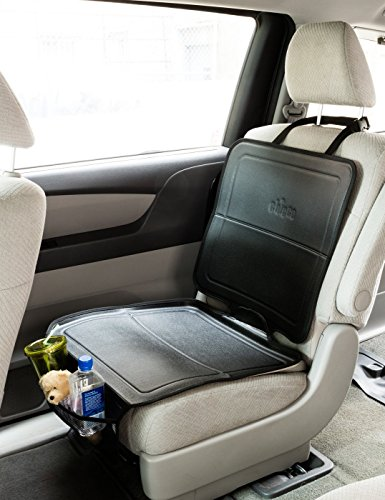 chicco universal car seat protector undermat infant safety liner for leather interior black toys. Black Bedroom Furniture Sets. Home Design Ideas