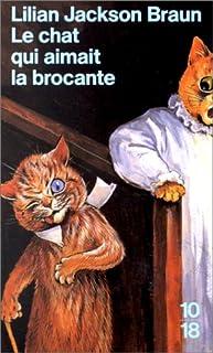 Le chat qui aimait la brocante, Braun, Lilian Jackson