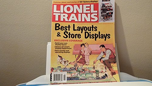LIONEL TRAINS: Best Layouts & Store Displays