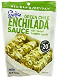 Frontera Foods Enchilada Sauce, Green Chile, 8 Ounce (Pack of 6)