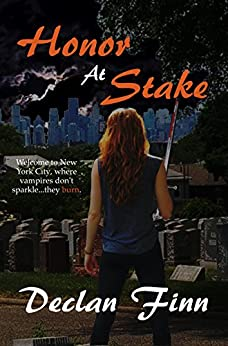 Honor at Stake (Love at First Bite Book 1) by [Finn, Declan]