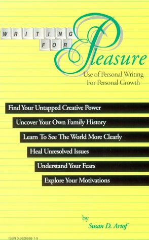 Writing for Pleasure: Use of Personal Writing for Personal Growth