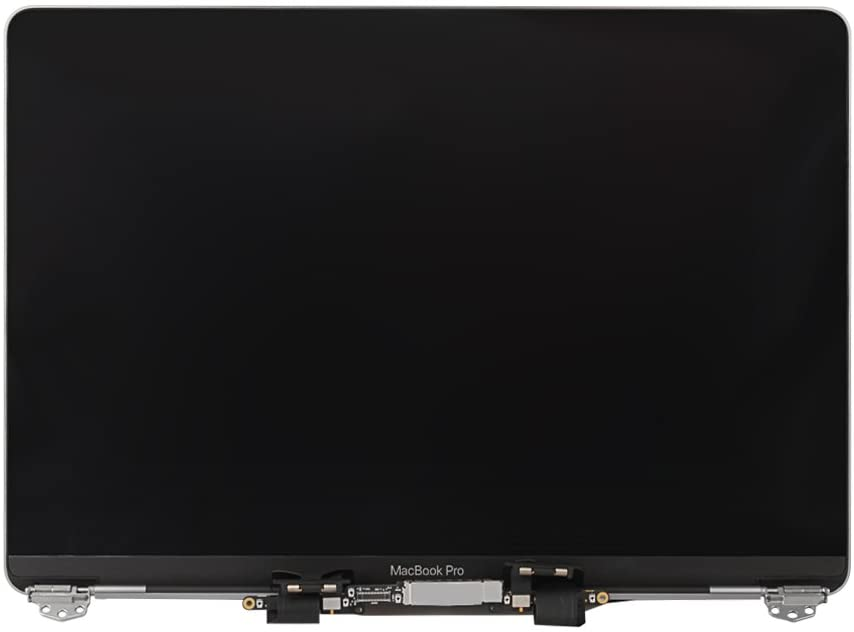 """LCD Display Screen Full Assembly Replacement for Apple MacBook Pro 13"""" A1706 A1708 Late 2016 Mid 2017 661-05095 Space Gray"""