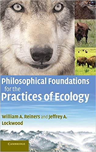 Book Philosophical Foundations for the Practices of Ecology