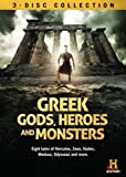 Greek Gods, Heroes And Monsters [DVD]